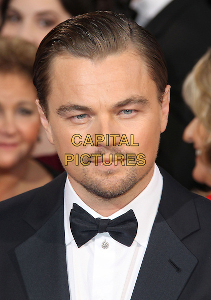 02 March 2014 - Hollywood, California - Leonardo DiCaprio. 86th Annual Academy Awards held at the Dolby Theatre at Hollywood &amp; Highland Center. <br /> CAP/ADM/RE<br /> &copy;Russ Elliot/AdMedia/Capital Pictures