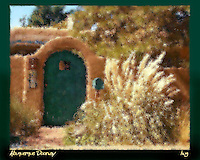 Albuquerque Doorway