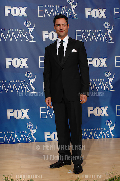 Danny Pino at the 59th Primetime Emmy Awards at the Shrine Auditorium..September 17, 2007 Los Angeles, CA.Picture: Paul Smith / Featureflash