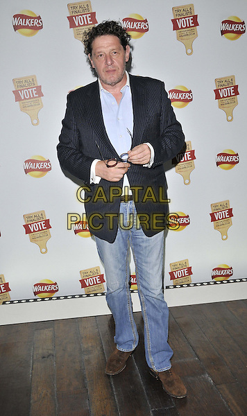 LONDON, ENGLAND - JULY 28: Marco Pierre White attends the Walkers Crisps Do Us A Flavour campaign party, Paramount, Centre Point, New Oxford St., on Monday July 28, 2014 in London, England, UK. <br /> CAP/CAN<br /> &copy;Can Nguyen/Capital Pictures
