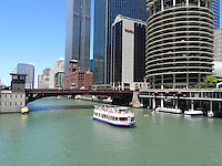 Chicago River @ Mich.