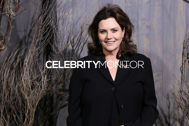 """HOLLYWOOD, CA - DECEMBER 02: Philippa Boyens arriving at the Los Angeles Premiere Of Warner Bros' """"The Hobbit: The Desolation Of Smaug"""" held at Dolby Theatre on December 2, 2013 in Hollywood, California. (Photo by Xavier Collin/Celebrity Monitor)"""