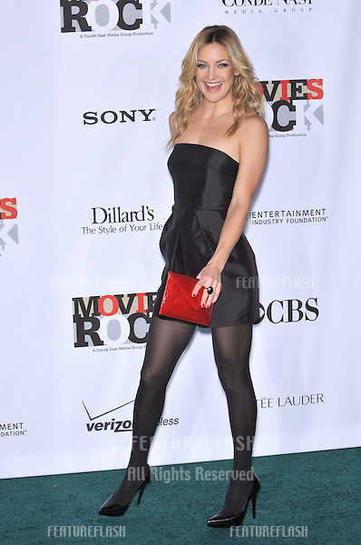Kate Hudson at Movies Rock: A Celebration of Music in Film at the Kodak Theatre, Hollywood..December 2, 2007  Los Angeles, CA.Picture: Paul Smith / Featureflash