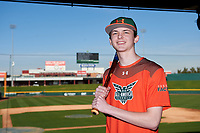 Jakob Sellars-Taylor during the Under Armour All-America Tournament powered by Baseball Factory on January 17, 2020 at Sloan Park in Mesa, Arizona.  (Zachary Lucy/Four Seam Images)