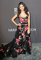 www.acepixs.com<br /> <br /> February 8 2017, New York City<br /> <br /> Victoria Justice arriving at the amfAR New York Gala 2017 at Cipriani Wall Street on February 8, 2017 in New York City. <br /> <br /> By Line: Nancy Rivera/ACE Pictures<br /> <br /> <br /> ACE Pictures Inc<br /> Tel: 6467670430<br /> Email: info@acepixs.com<br /> www.acepixs.com