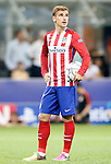 Atletico de Madrid's Antoine Griezmann during UEFA Champions League 2015/2016 Final match.May 28,2016. (ALTERPHOTOS/Acero)