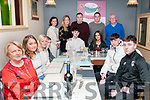 18th Birthday : Cian McGrath, Ballyduff celebrating his 18th birthday with family & friends at Casa Mia's Restaurant, Listowel on Saturday evening last.