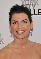 New York, NY- September 20: Julianna Margulies  attends the New York City Ballet 2016 Fall Gala at David H. Koch Theater at Lincoln Center on September 20, 2016 in New York City@John Palmer / Media Punch