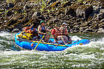 Rafting, Lower Salmon River, Idaho #2