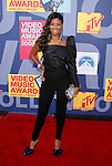 LOS ANGELES, CA. - September 07: Singer Qui Rice arrives at the 2008 MTV Video Music Awards at Paramount Pictures Studios on September 7, 2008 in Los Angeles, California.