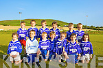The team from Renard who took part in the u8 Blitz in Foilmore were front l-r, Emer Sugrue, Mark O'Leary, Brendan Kelly, Robert Wharton, Michael Keating, Jack Kelly, Lil Kelly, back l-r, Ronan Quinlan, Liam Sugrue, Donagh Quinlan, Jamie Cooke, Nial McDaid & Sean Teehan.