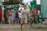 Eintritt zur Abschlussveranstaltung der Ferienspiele der Kinder- und Jugendförderung Trebur