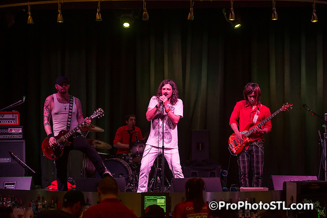 Dollhouse Skandal performing at Sevens at Casino Queen in St. Louis, MO on April 5, 2012.