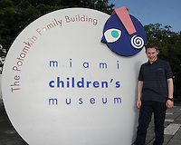 MIAMI, FL - JULY 28: Reed Alexander visits the opening of the 2012 Summer Olympics and MCM's newest exhibit, MiChiMu's Summer Games at Miami Childrens Museum on July 28, 2012 in Miami, Florida. &copy;&nbsp;mpi04/MediaPunch Inc. /NortePhoto.com<br />
