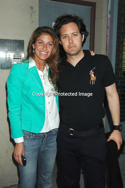 "Dylan Lauren and brother David Lauren..at The Danny Seo Book Party of his new book ""Simply Green: Parties With Friends"" on June 15, 2006 at The Stella McCartney Store. The party was sponsored by Country Home Magazine. ..Robin Platzer, Twin Images"