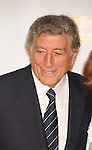 LOS ANGELES, CA. - January 29: Tony Bennett arrives at the 2010 MusiCares Person Of The Year Tribute To Neil Young at the Los Angeles Convention Center on January 29, 2010 in Los Angeles, California.