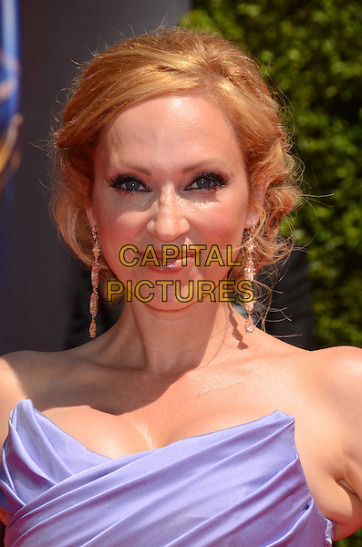 16 August 2014 - Los Angeles, California - Leigh-Allyn Baker. Arrivals for the 2014 Creative Arts Emmy Awards held at Nokia Theater L.A. LIVE in Los Angeles, Ca.  <br /> CAP/ADM/BT<br /> &copy;Birdie Thompson/AdMedia/Capital Pictures