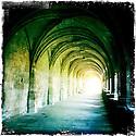 07/08/11 - LA CHAISE DIEU - HAUTE LOIRE - FRANCE - Abbaye de la Chaise Dieu - Photo Jerome CHABANNE