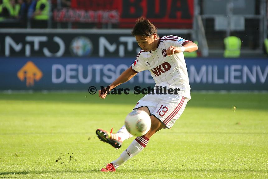 Kiyotake Hiroshi (Nürnberg) - Eintracht Frankfurt vs. 1. FC Nuernberg,