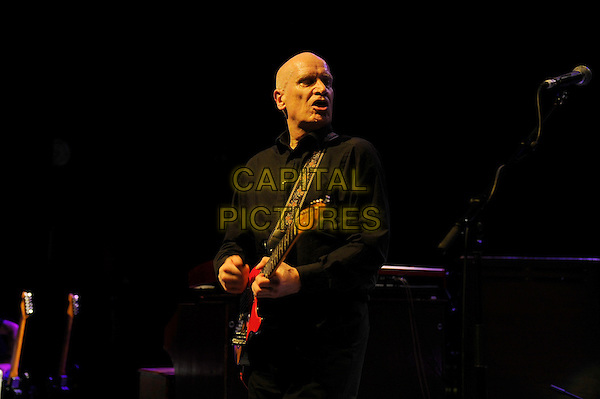 LONDON, ENGLAND - February 25: Wilko Johnson performing in concert at the o2 Shepherd's Bush Empire on February 25, 2014 in London, England<br /> CAP/MAR<br /> &copy; Martin Harris/Capital Pictures