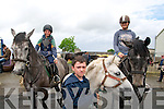 Ballyduff Horse Fair: Attending  Ballyduff horse fair on Sunday last were Caoimhe Spillane, Abbeydorney, DJ O'Connor, Abbeyfeale & Dawn Ashman, Ballyduff.