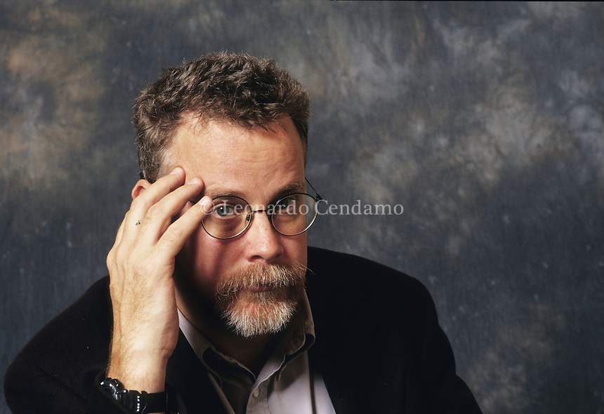 Michael Connelly, writer, ( born July 21, 1956, Filadelphia, Pennsylvania ), is an American author of detective novels and other crime fiction.  © Leonardo Cendamo