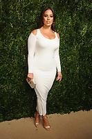 NEW YORK, NY - NOVEMBER 6: Ashley Graham at the 14th Annual CFDA Vogue Fashion Fund Gala at Weylin in Brooklyn, New York City on November 6, 2017. <br /> CAP/MPI/JP<br /> &copy;JP/MPI/Capital Pictures
