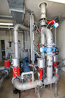Plant room - Anaerobic Digestion