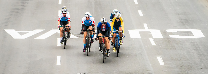 Lima, Peru -  1/September/2019 -   Highlights from the cycling road race at the Parapan Am Games in Lima, Peru. Photo: Dave Holland/Canadian Paralympic Committee.
