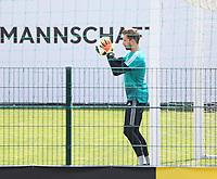 Torwart Kevin Trapp (Deutschland Germany) - 26.05.2018: Training der Deutschen Nationalmannschaft zur WM-Vorbereitung in der Sportzone Rungg in Eppan/Südtirol