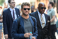 NEW YORK, EUA,  10.07.2017 - RYAN-PHILLIPPE - O ator norte-americano<br /> Ryan Phillippe &eacute; visto no bairro do Soho na cidade de New York nesta segunda-feira, 10. (Foto: William Volcov/Brazil Photo Press/Folhapress)