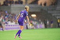 Orlando, FL - Saturday June 03, 2017: Rachel Hill  during a regular season National Women's Soccer League (NWSL) match between the Orlando Pride and the Boston Breakers at Orlando City Stadium.