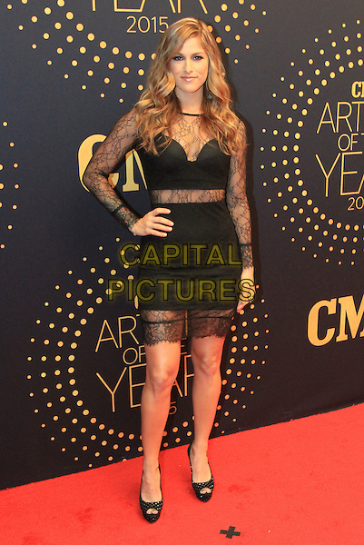02 December 2015 - Nashville, Tennessee - Cassadee Pope. 2015 &quot;CMT Artists of the Year&quot; held at Schermerhorn Symphony Center. <br /> CAP/ADM/BM<br /> &copy;BM/ADM/Capital Pictures
