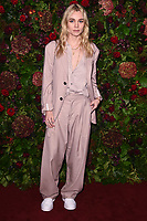 Immy Waterhouse<br /> arriving for the Evening Standard Theatre Awards 2019, London.<br /> <br /> ©Ash Knotek  D3539 24/11/2019