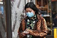 MAR 18 Coronavirus outbreak in London
