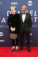 HOLLYWOOD, CA - JUNE 6: Carl Franklin, Jesse Beaton, at The American Film Institute's 47th Life Achievement Award Gala Tribute To Denzel Washington at the Dolby Theatre in Hollywood, California on June 6, 2019.    <br /> CAP/MPI/SAD<br /> ©SAD/MPI/Capital Pictures