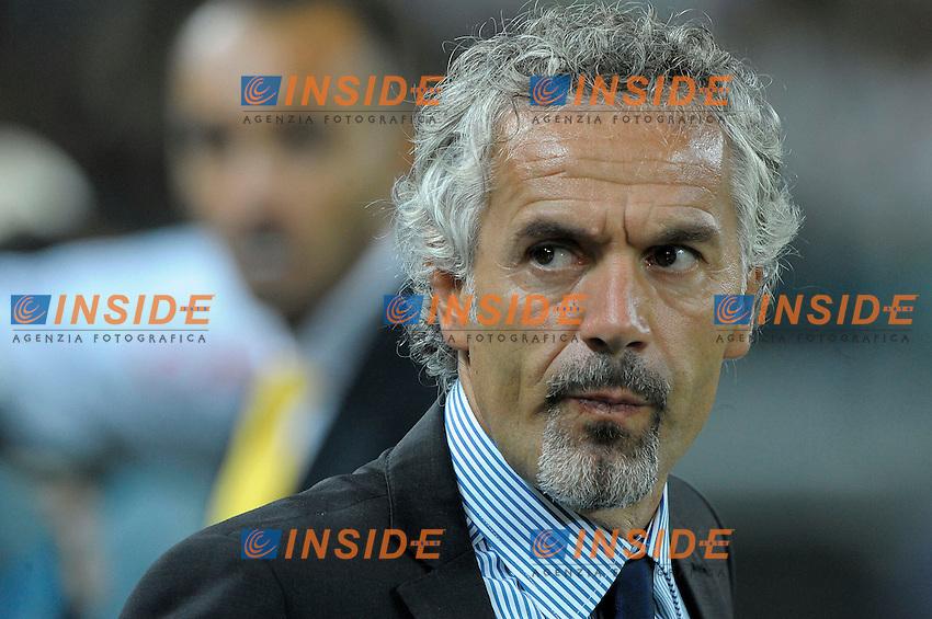 "Torino 25/8/2012 ""Juventus"" stadium.Football Calcio 2012/2013 Serie A.Juventus Vs Parma.Foto Federico Tardito Insidefoto.Nella foto Donadoni"