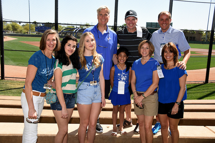 Los Angeles Dodgers vs Cleveland Indians  Saturday, March 14, 2015 at Camelback Ranch-Glendale in Phoenix, Arizona. The Dodgers beat the Indians 7-2. Photo by Jon SooHoo/©Los Angeles Dodgers,LLC 2015