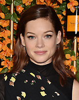 PACIFIC PALISADES, CA - OCTOBER 06: Jane Levy arrives at the 9th Annual Veuve Clicquot Polo Classic Los Angeles at Will Rogers State Historic Park on October 6, 2018 in Pacific Palisades, California.<br /> CAP/ROT/TM<br /> &copy;TM/ROT/Capital Pictures