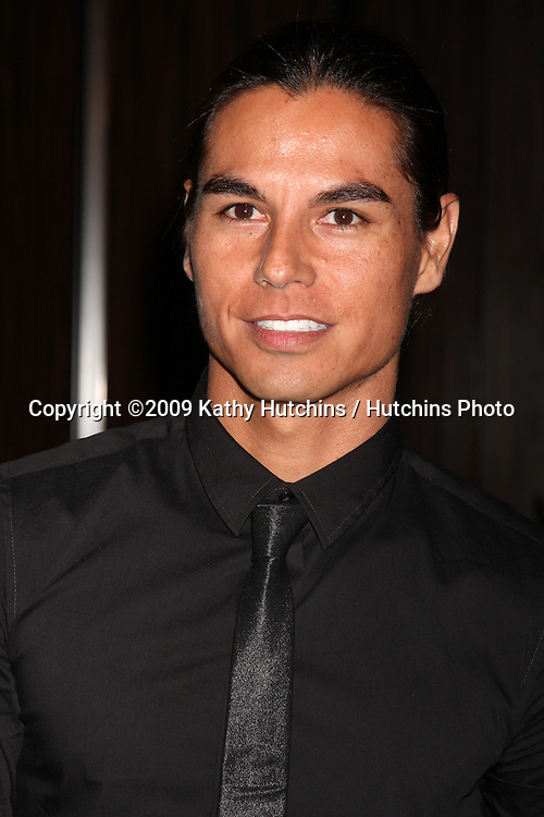Julio Iglesias Jr.arriving at the  Noble Awards 2009.Beverly Hilton Hotel.Beverly Hills,  CA.October 18, 2009.©2009 Kathy Hutchins / Hutchins Photo.