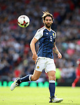 Scotland's Charlie Mulgrew in action during the FIFA World Cup Qualifying match at Hampden Park Stadium, Glasgow Picture date 10th June 2017. Picture credit should read: David Klein/Sportimage