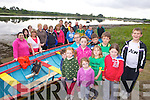 ROW YOUR BOAT: Members of the Callinafercy Rowing Club are all set for their annual regatta on Sunday, 22nd July which will be a traditional timber boat event this year.