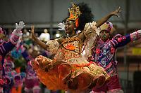 """A programação junina do """"Arraiá da Capitá 2015"""", que inclui concurso de quadrilhas, apresentações de boi-bumbá, grupos parafolclóricos e shows musicais.A expectativa da Fundação Cultural de Belém (Fumbel) é que o evento receba cerca de 200 mil pessoas na programação, que é diária e segue até o dia 28 de junho. <br /> Portal da Amazônia.<br /> Belém, Pará, Brasil.<br /> Foto Paulo Santos<br /> 23/06/2015"""
