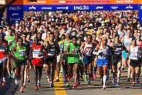 2011 ING NYC Marathon. November 6, 2011