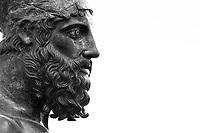 05.08.2018 - I Bronzi Di Riace - The Riace Bronzes