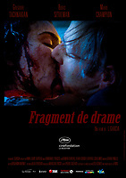 Fragment de drame (2018)<br /> POSTER ART<br /> *Filmstill - Editorial Use Only*<br /> CAP/MFS<br /> Image supplied by Capital Pictures