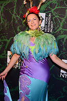 NEW YORK, NY - OCTOBER 30: Executive Director of NYRP Deborah Marton attends Bette Midler's Annual Hulaween Event Benefiting The New York Restoration Project, at the Cathedral of St. John the Divine on Monday, October 30, 2017  in New York. Credit: Raymond Hagans/MediaPunch /NortePhoto.com