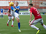 Hamilton Accies v St Johnstone&hellip;01.09.18&hellip;   New Douglas Park     SPFL<br />
