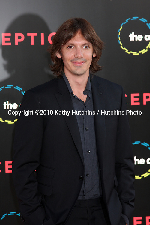 LOS ANGELES - JUL 13:  Lukas Haas arrive at the Inception Premiere at Grauman's Chinese Theater on July13, 2010 in Los Angeles, CA ....