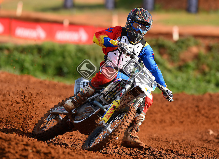 Brock Winston / Husqvarna<br /> MXN Round 4 - Murray Bridge / MX1<br /> 2014 Monster Energy MX Nationals<br /> Australian Motocross Championship<br /> Murray Bridge SA 18 May 2014<br /> &copy; Sport the library / Jeff Crow